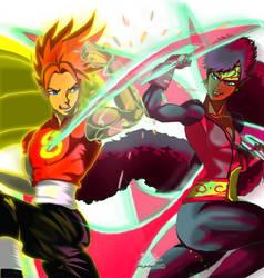Superkento and Nasut Otep