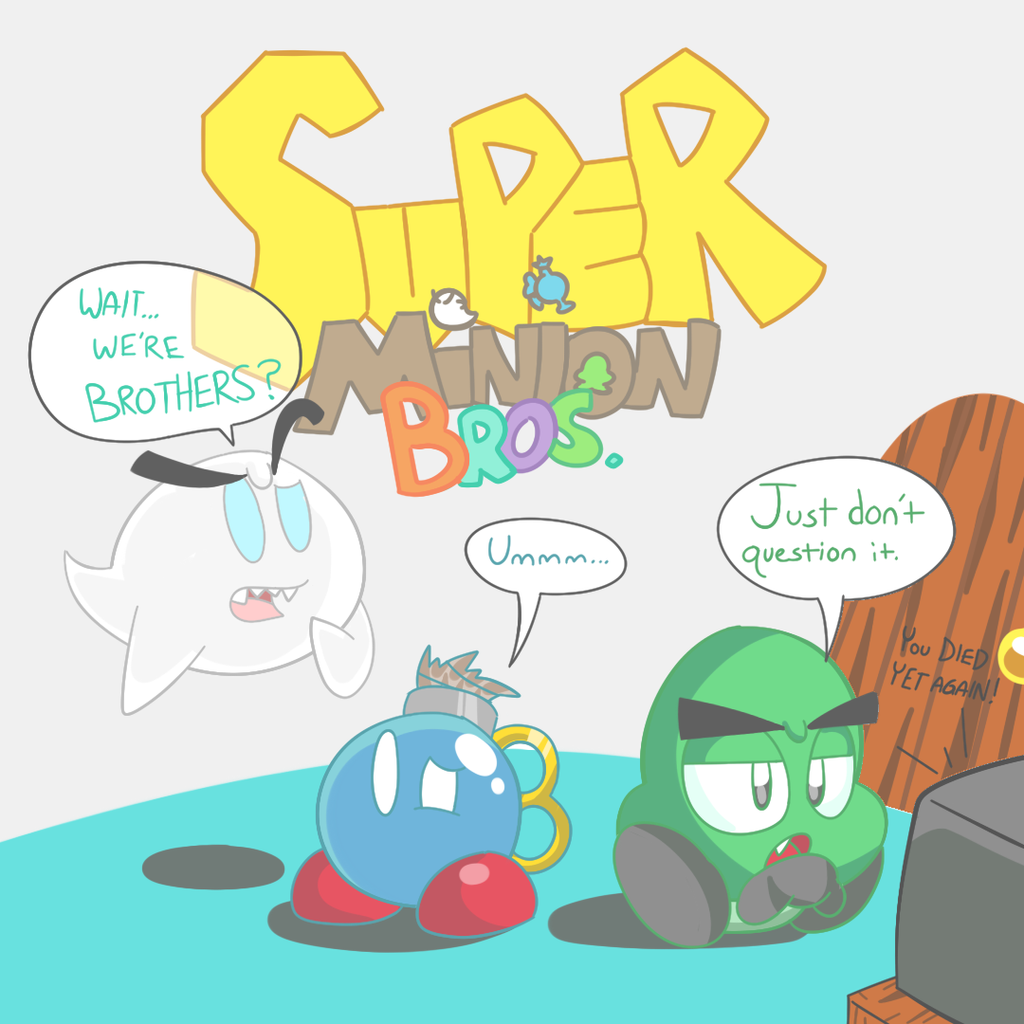 Smb by PurpleChickenPi