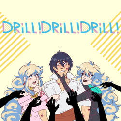 drill!drill!drill! by persimberry