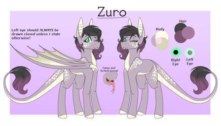 Zuro Ref Sheet 3.0