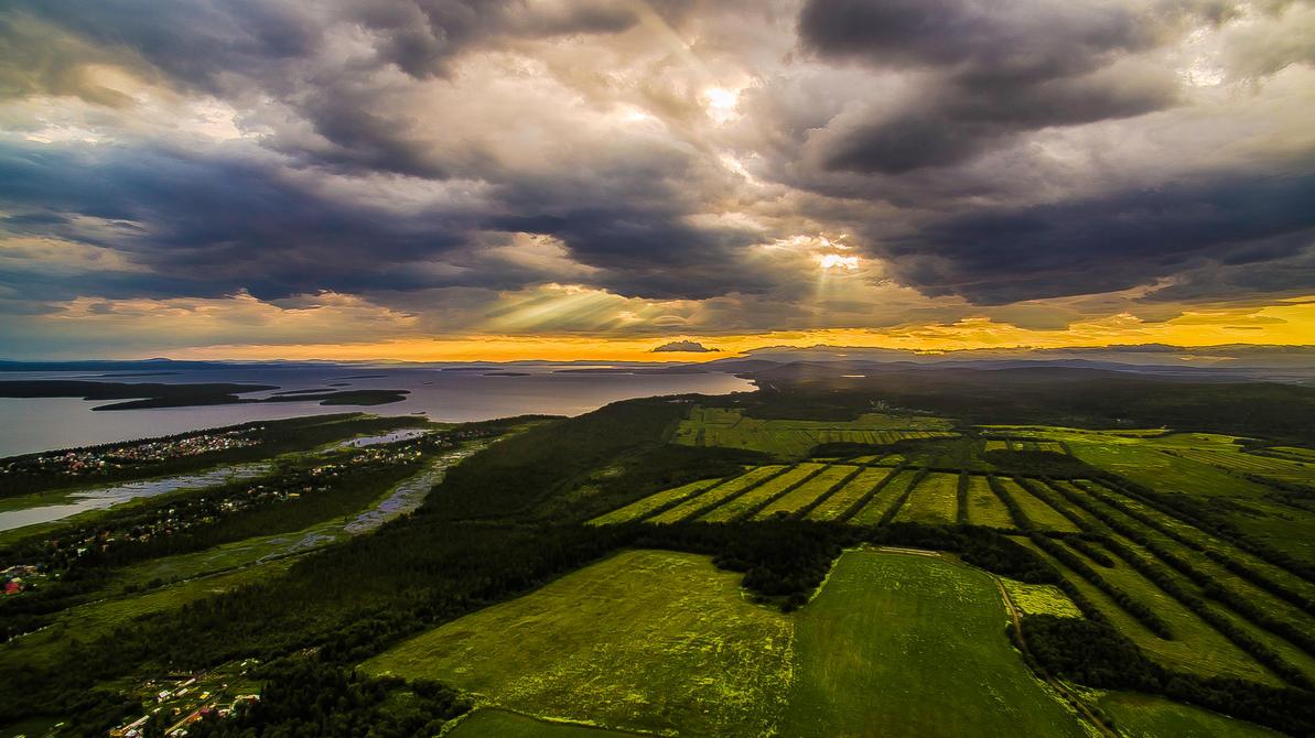 Landscape HDR 02 by Teonanakatle