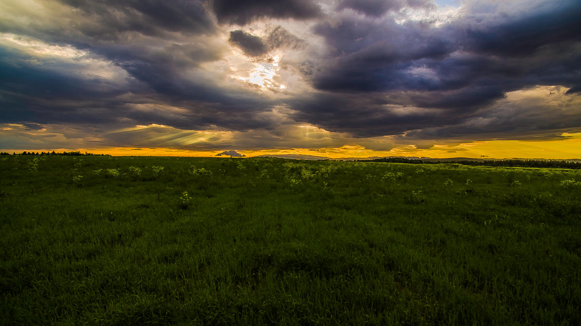 Landscape HDR 03 by Teonanakatle