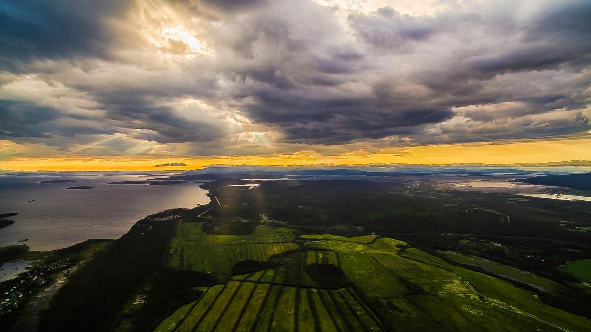 Landscape HDR 04 by Teonanakatle