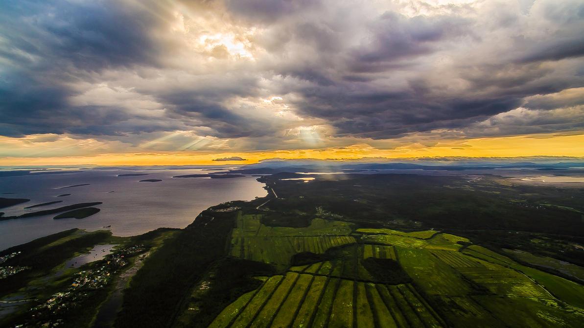 Landscape HDR 05 by Teonanakatle