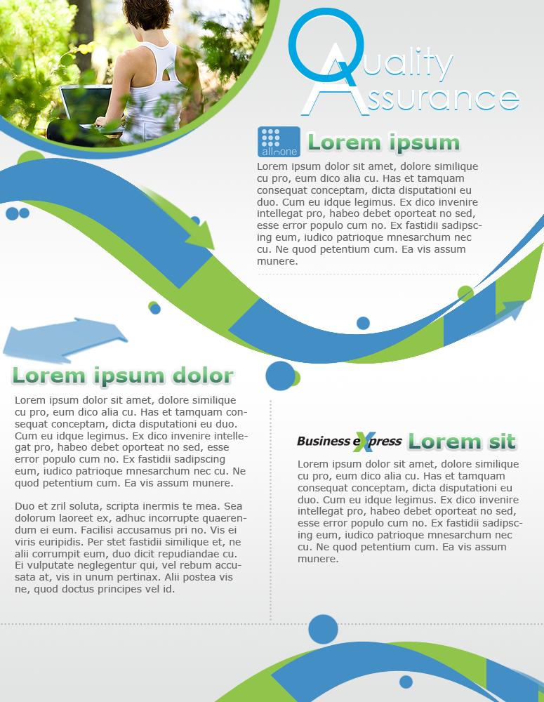 Quality Assurance Brochure by PatrickHagi