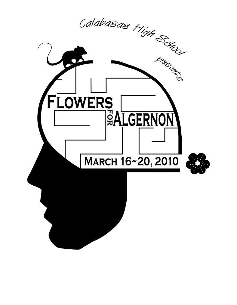 theme of flowers for algernon k k club