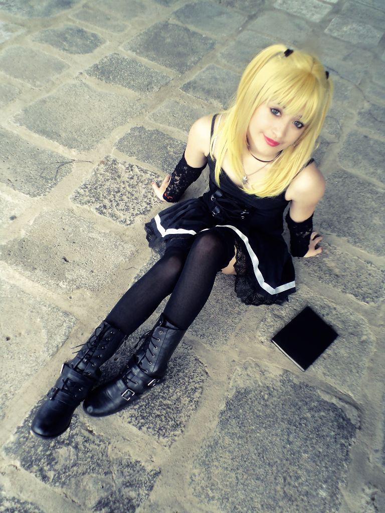 Misa Amane by Naniix33