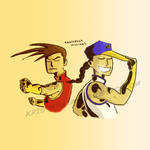 Yun and Yang, the Lee Brothers