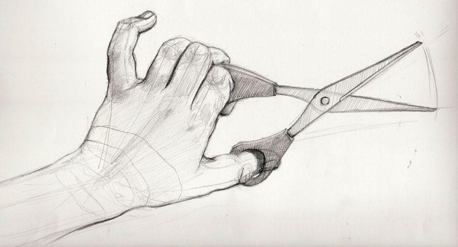 Scissors by JanjaGornik