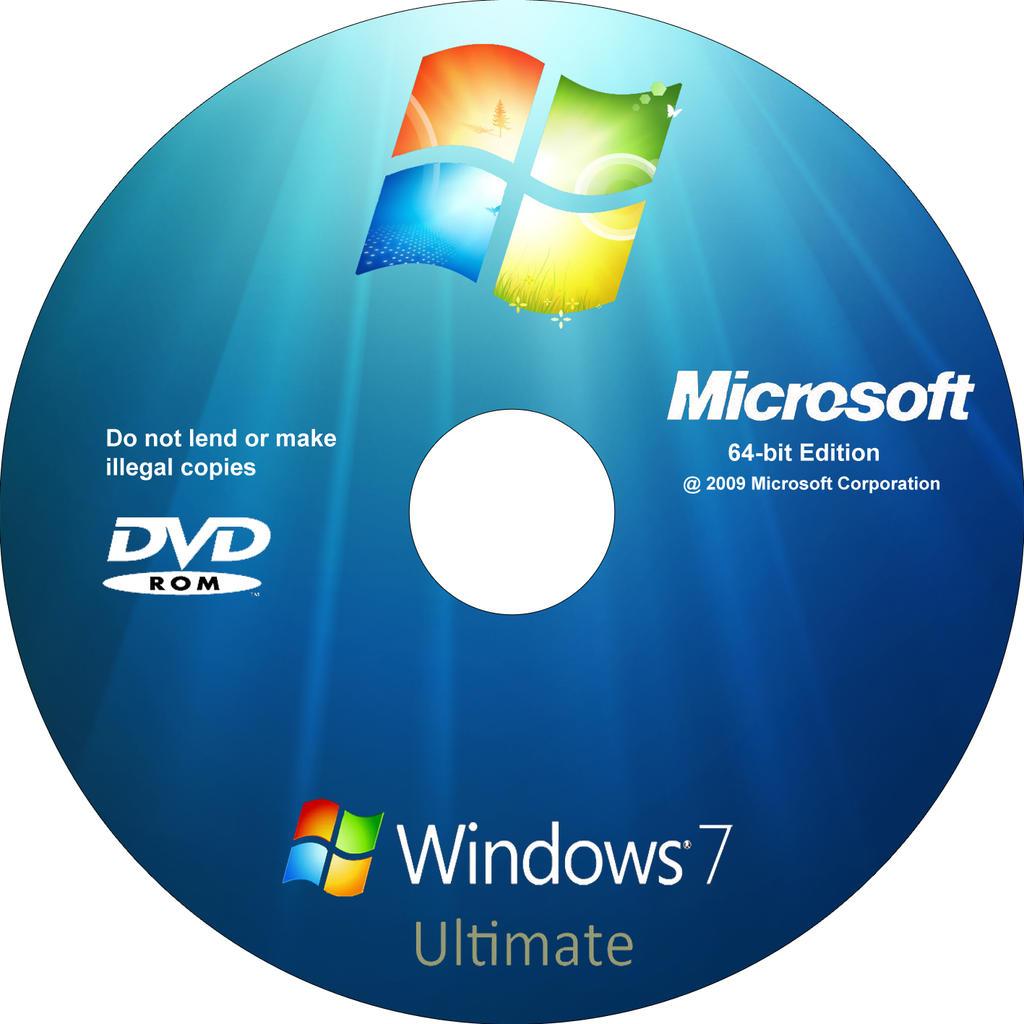 من رفعي Windows 7 Ultimate 64 Bit Official MSDN Française