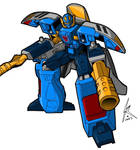 Transformers Armada Blurr