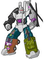 G1 Bruticus by DeltaSeeker