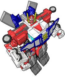 RiD Omega Prime by DeltaSeeker