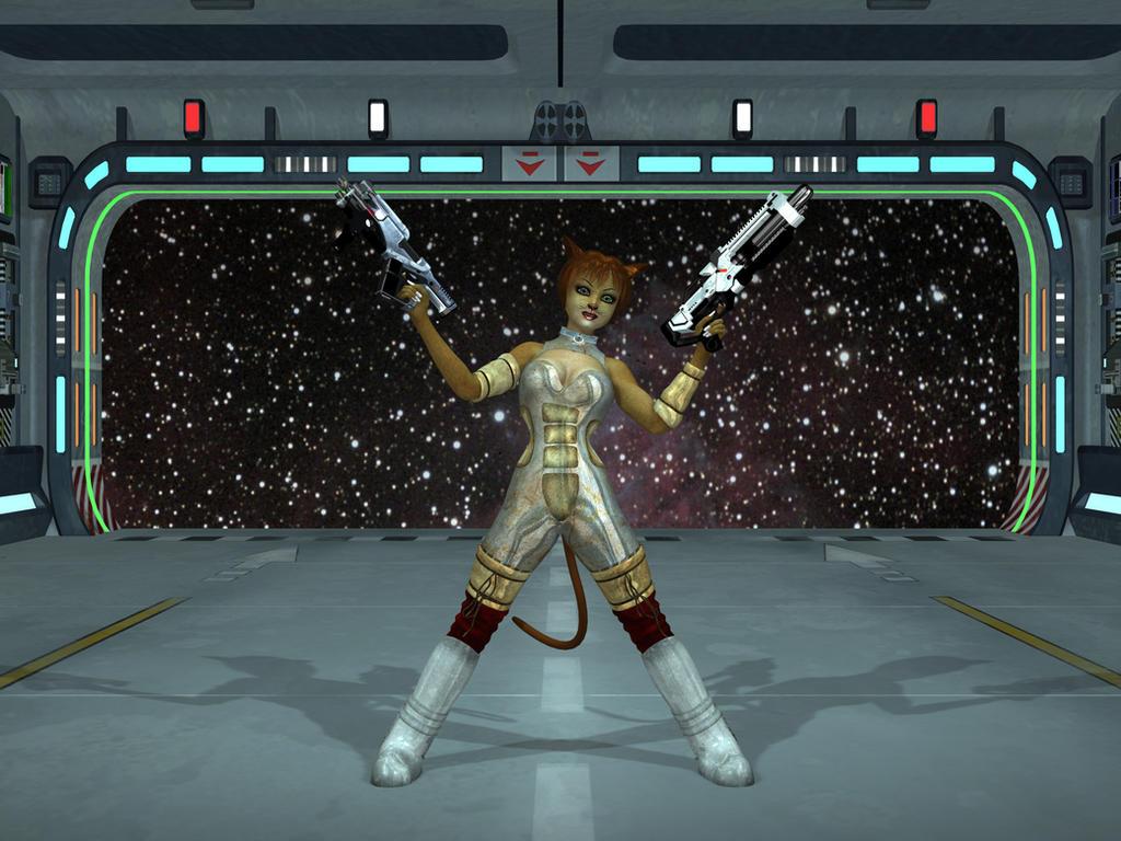 Star Pirates: Elea by WickedPrince