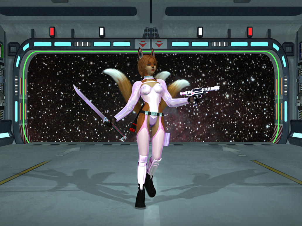Star Pirates: Izumi by WickedPrince