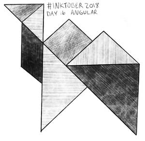 Inktober 2018 Day 16: Angular