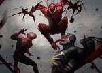 Symbiote brawl!