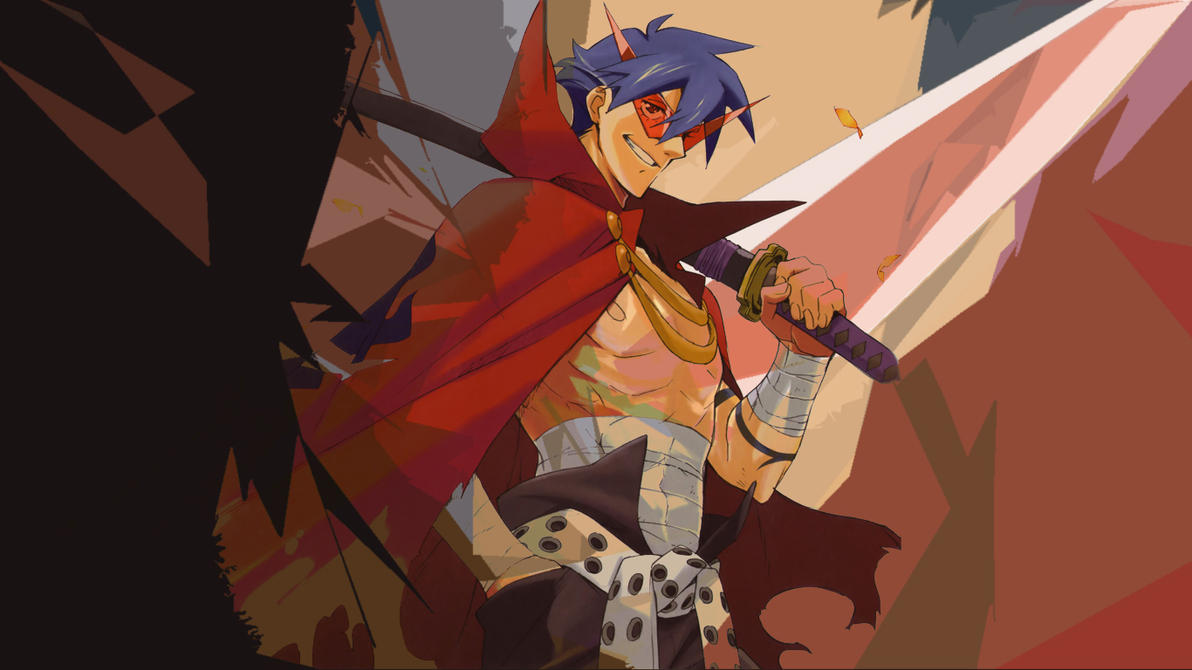 The Kamina Fan Club - Fimfiction