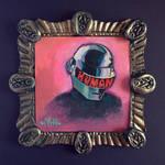 miniature painting daft punk #2
