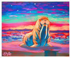 funky walrus