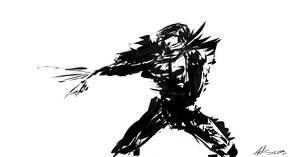 Really Quick 'Sketch' by alexsalinasiii