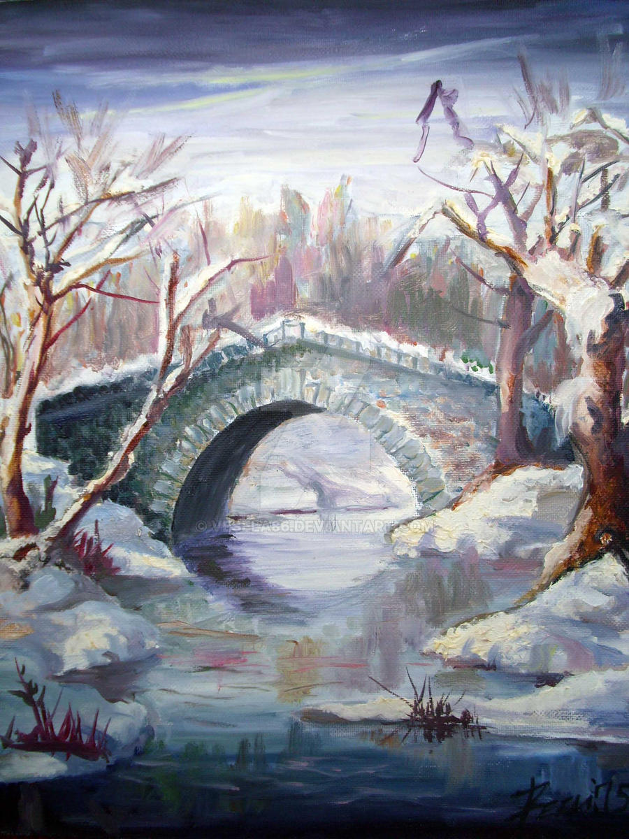 Winter wonderland by vesela86