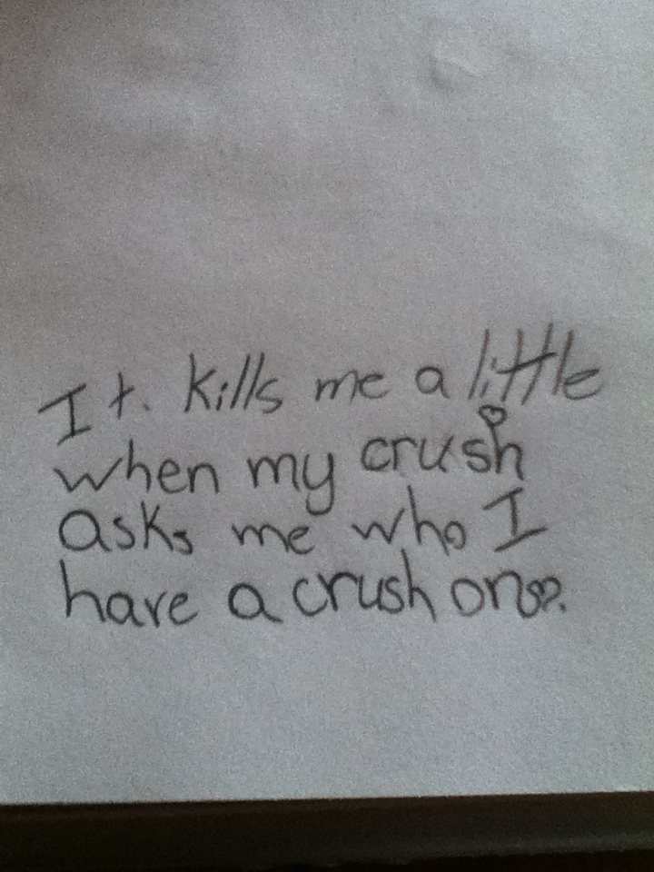 quotes about crushes quotesgram