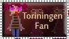 Toriningen Fan Stamp by SunnyVaiprion