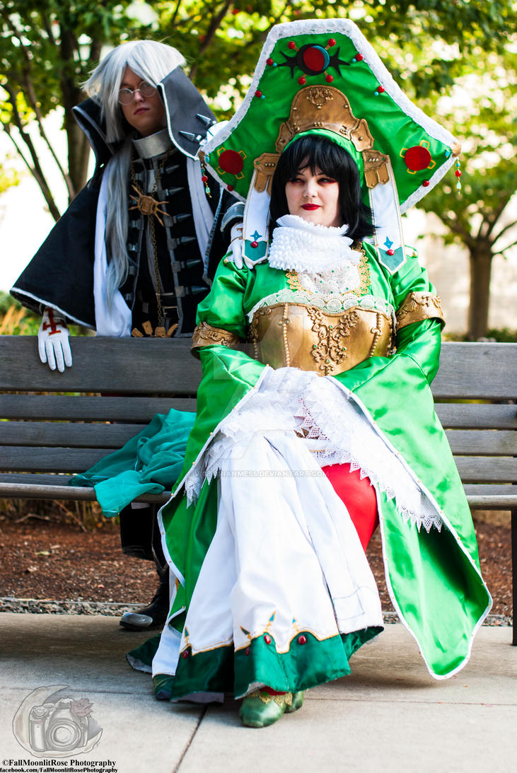 Trinity Blood-1 by VictorianMess