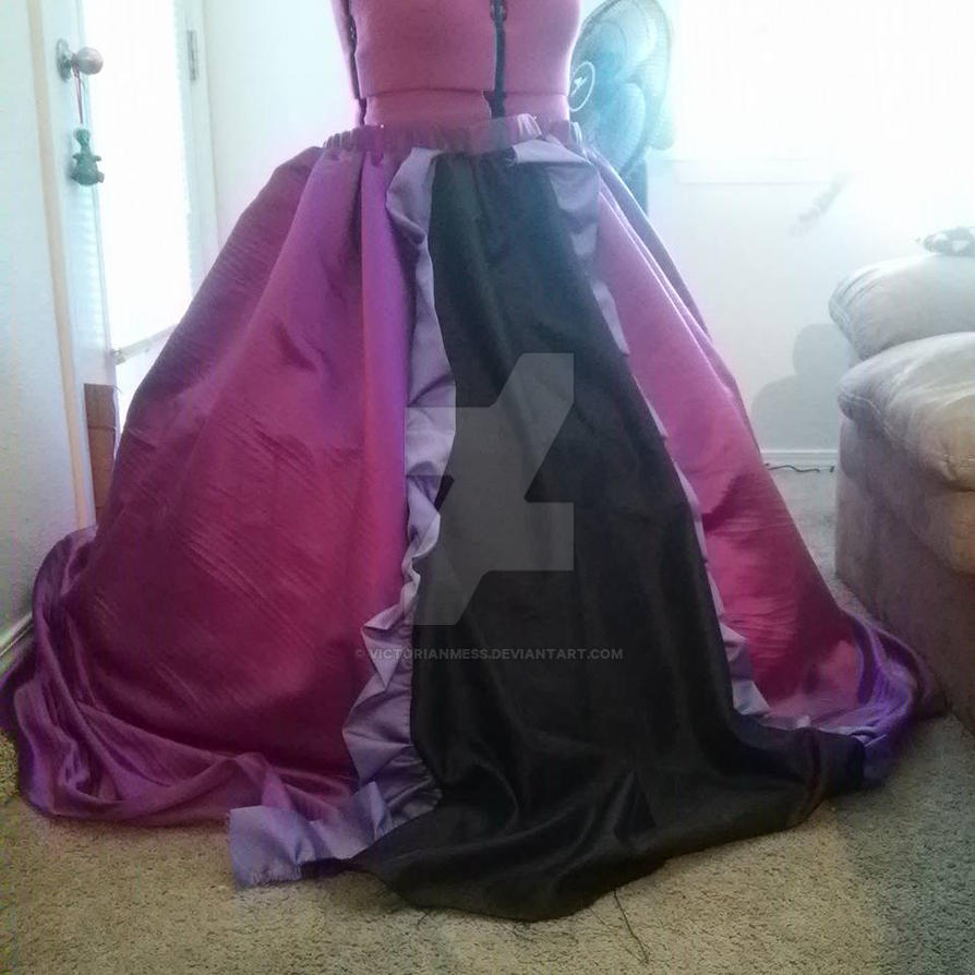 Pandora Hearts Lacie- Skirt by VictorianMess