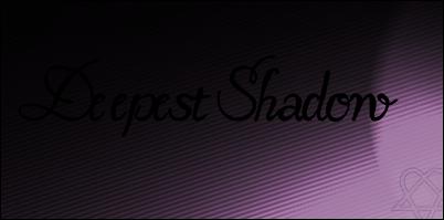 DeepestShadowID by DeepestShadow