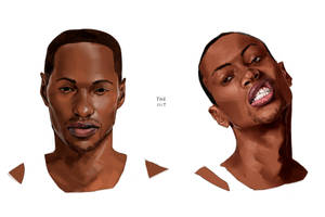 Carl Johnson by tnemit