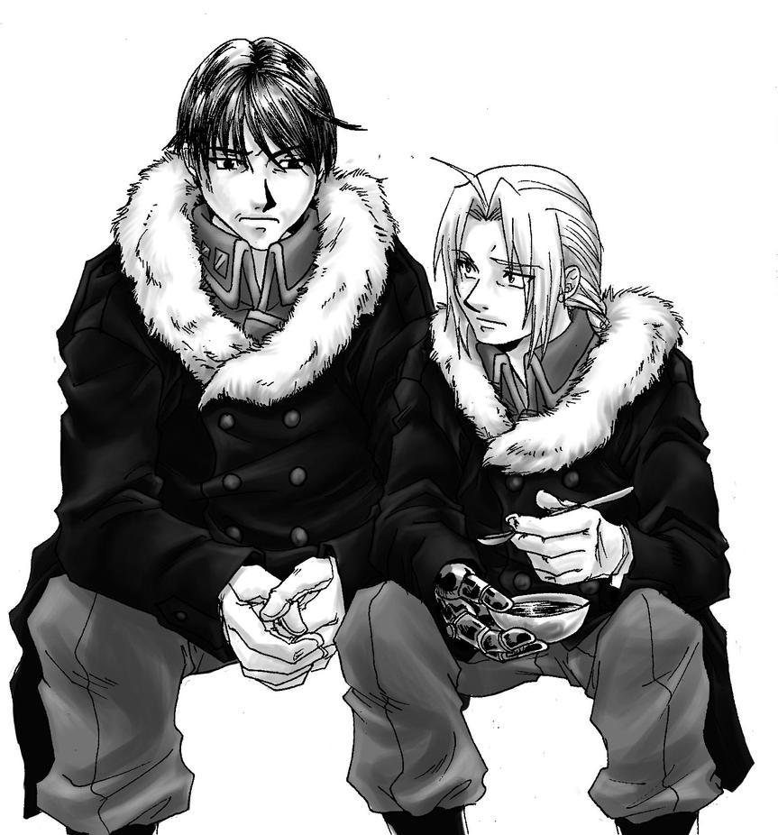 FMA- Waiting For The Inevitable By Hikaru9 On DeviantArt