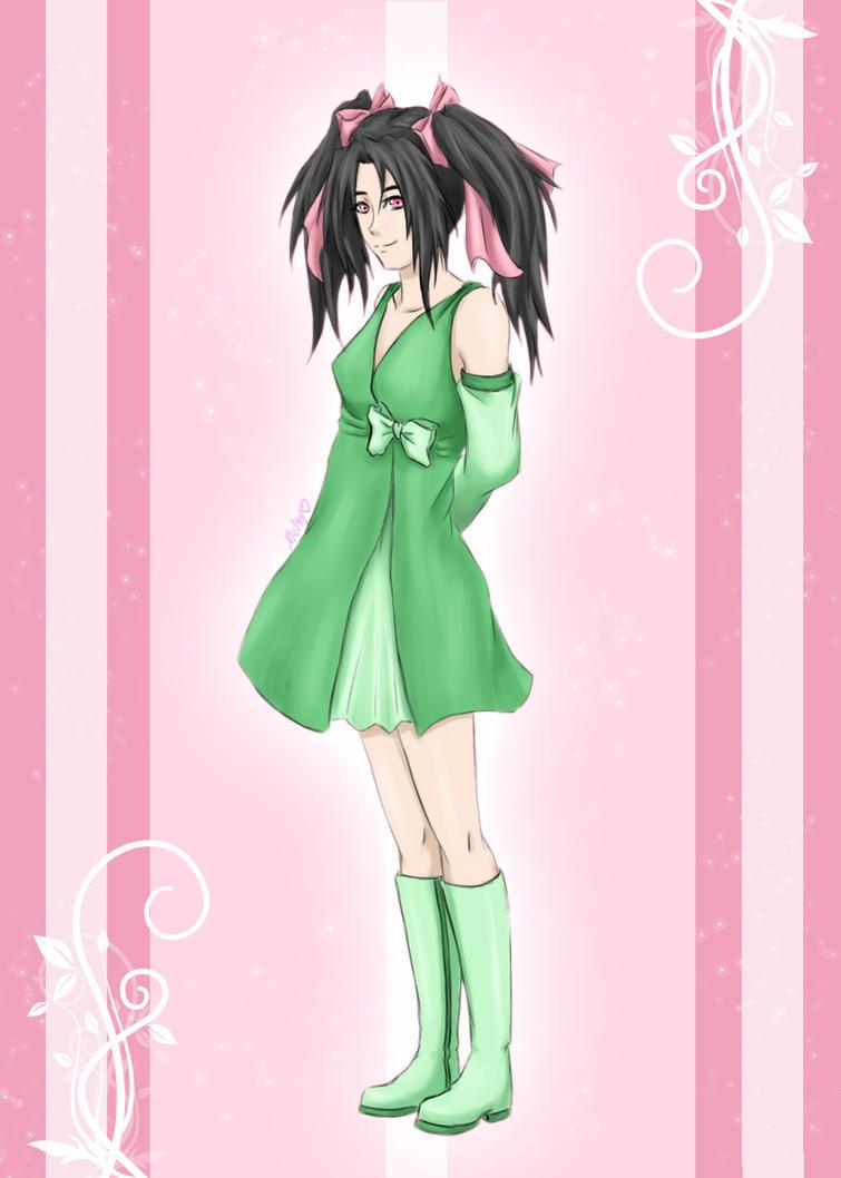 R: Ayame Honoka by MelzyV