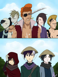 TG: That One Group of Thugs...