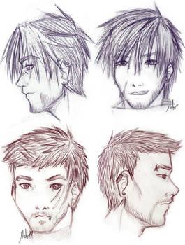 TG: KaiJun Facial Hair!!!!!!!