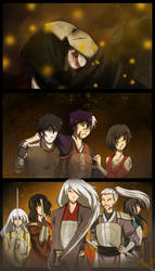 TG: Elites  here to Rescue you! by MelzyV