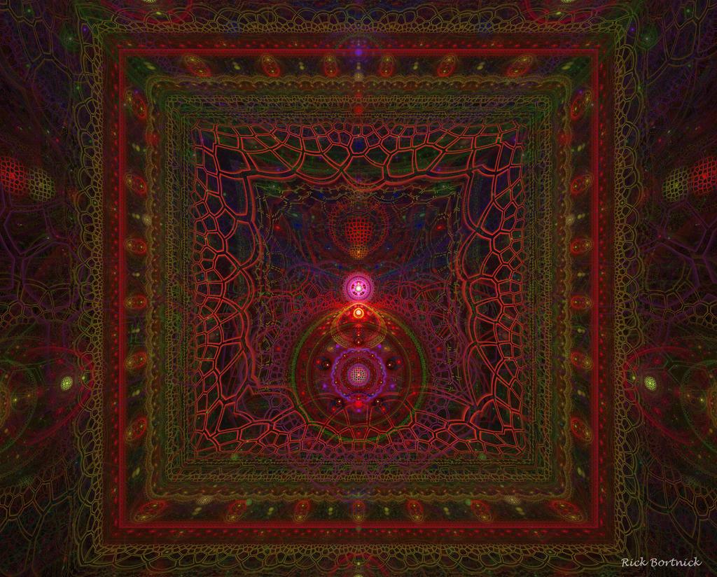 Mandala by CatGargoyle