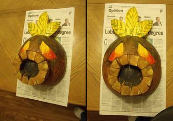 Deku Mask Pumpkin