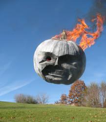 Burning Majora's Moon