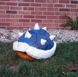 Blue Shell Pumpkin