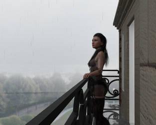 Balcony shot WIP by James-Mckenzie3d