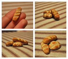 Breads by eserenitia