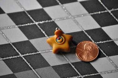 Star Locket Charm by eserenitia