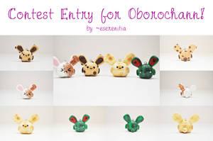 Oborochann Contest Entry by eserenitia