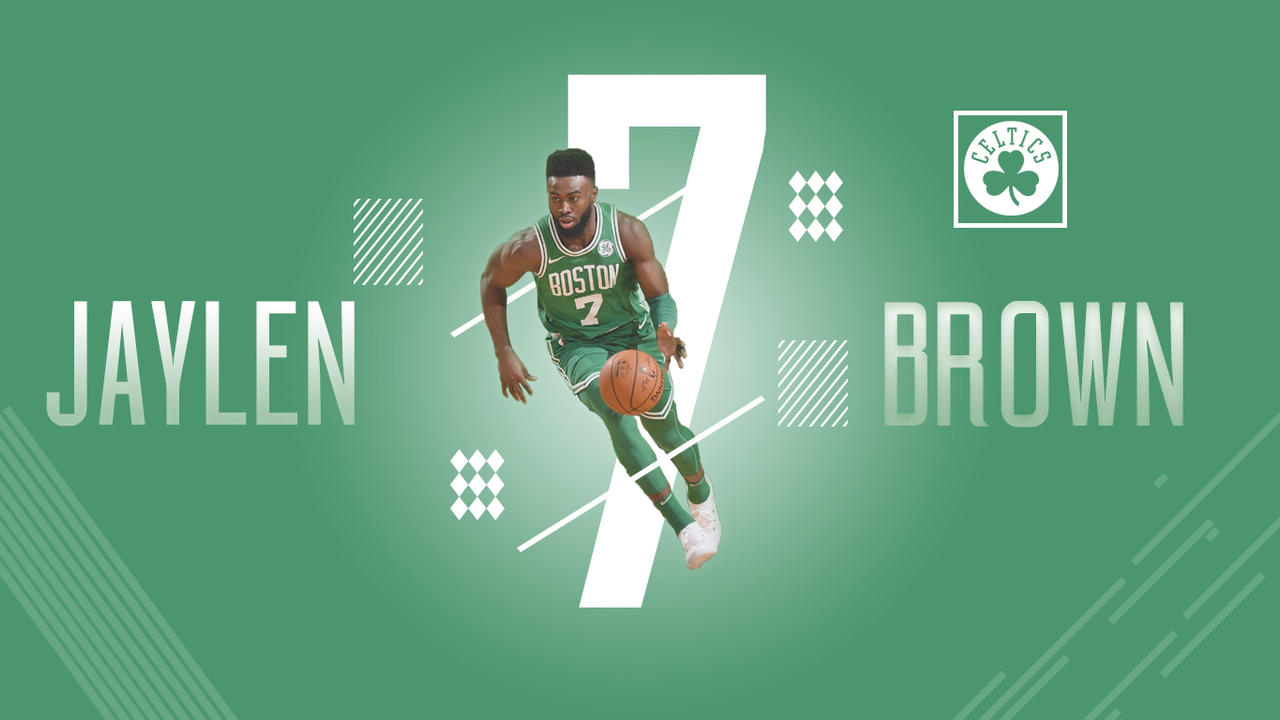 Jaylen Brown Boston Celtics Wallpaper 2019 By Mbbk101 On Deviantart