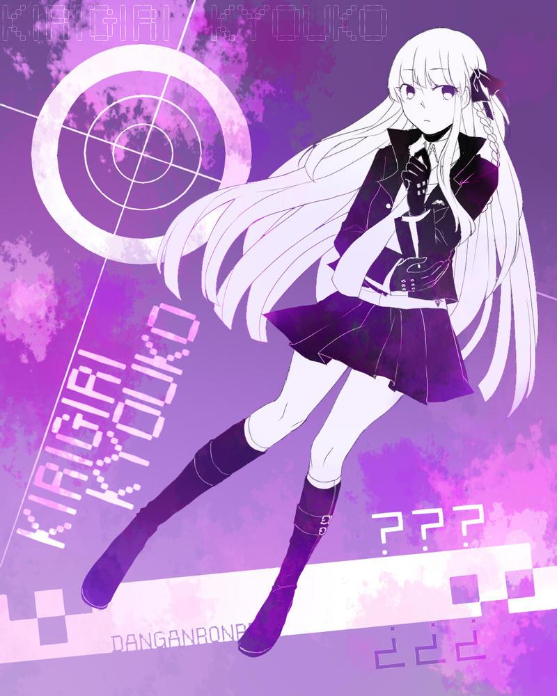 Kirigiri Kyouko by Mary-ko