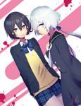 [ZOMBIELAND SAGA] Ai and Junko