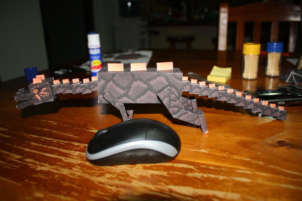 origami minecraft steve instructions