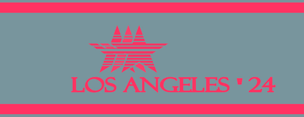 Los angeles 2024 logo design v 4 by rogermcm23333 on Logo designers los angeles